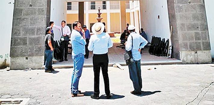 Lista, Universidad Municipal de Yautepec, esperan a AMLO para inaugurarla
