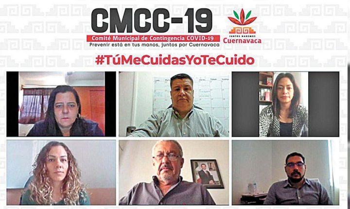 Sugiere CMCC-19 Cuernavaca regreso a las escuelas hasta enero