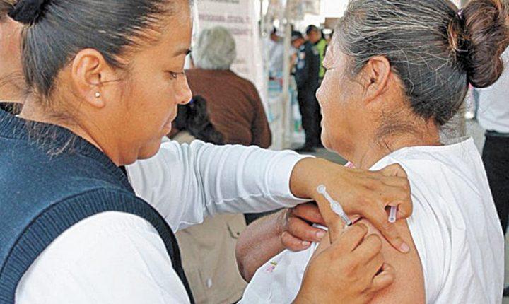 Inicia temporada de influenza en Morelos