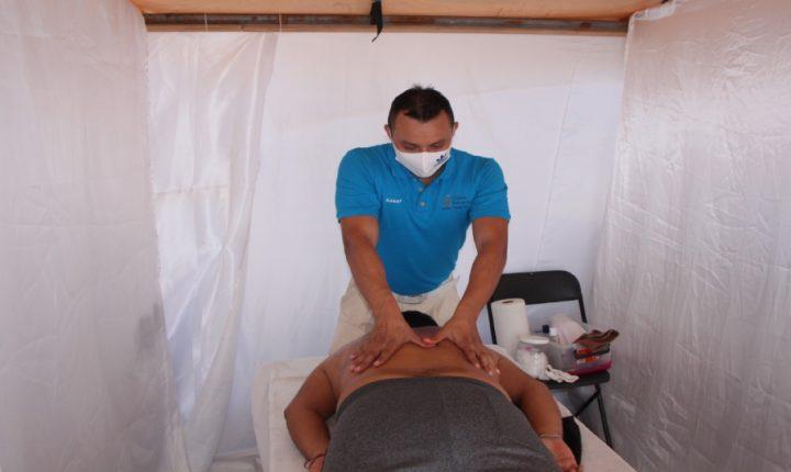 Atienden en Tlaltizapán a 250 personas en jornada de salud