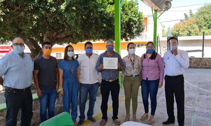 Certifican a Zacapalco como comunidad promotora de la salud