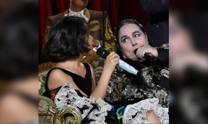 Pepe Aguilar da el último adiós a su madre: Flor Silvestre