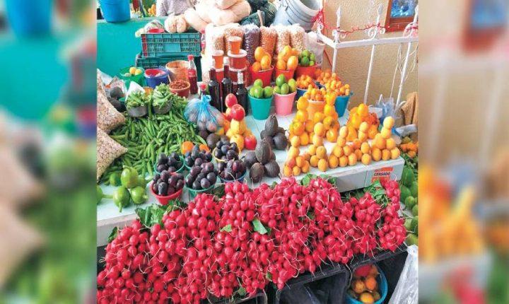 Tetela del Volcán, de los principales centros de distribución de frutas