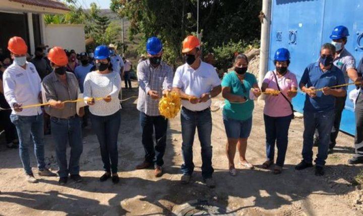 Cierre de año con más inauguraciones de obra en Tlaltizapán