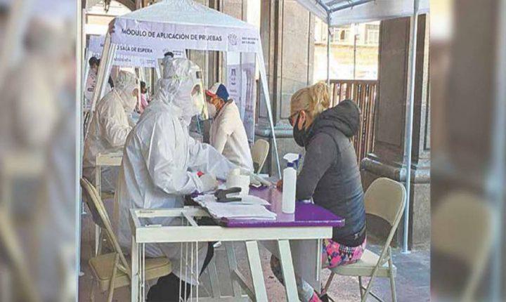 Aperturan módulo de pruebas rápidas para COVID-19 en Cuernavaca