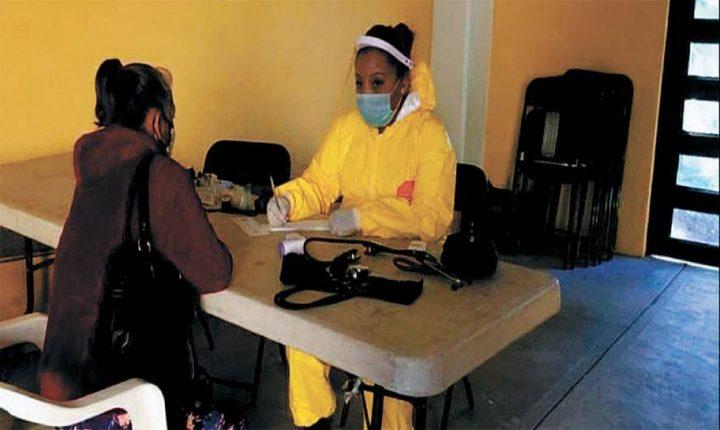 Brindan servicio médico en Tlayacapan