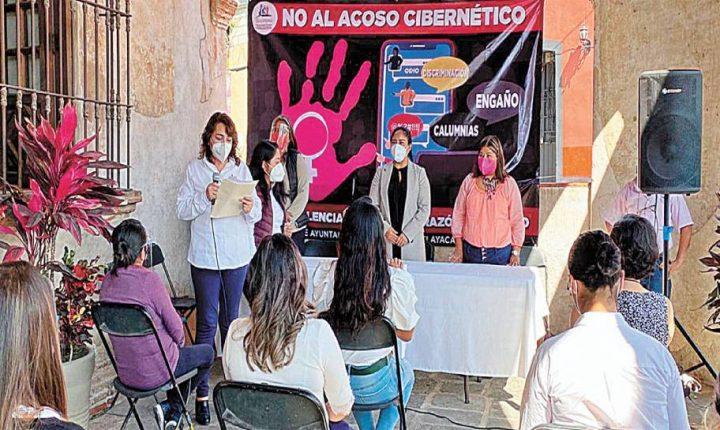 Denuncian casos de ciberacoso en Tlayacapan