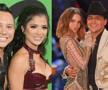 Las parejas más queridas del Regional Mexicano