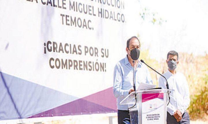 Llama Cuauhtémoc Blanco a alcaldes a colaborar contra COVID19
