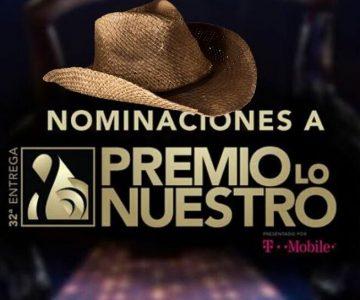 Nominados en las categorías de Regional Mexicano en Premiso lo Nuestro