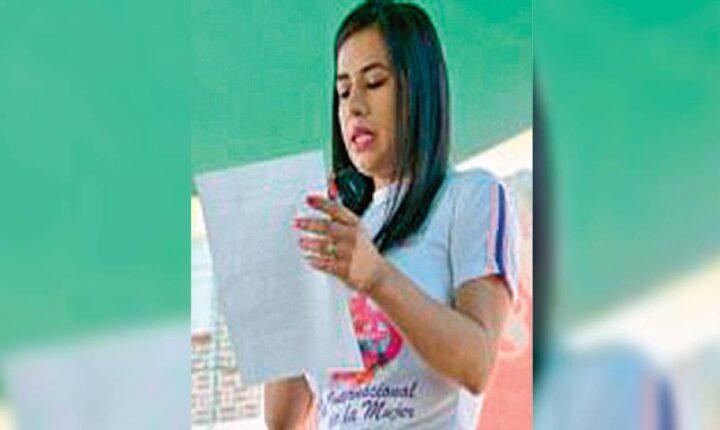 No debería tener candidatura alcalde de Tetela del Volcán: Síndica