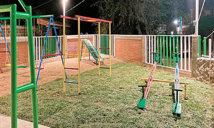 En Tepalcingo inauguran parque en otrora basurero