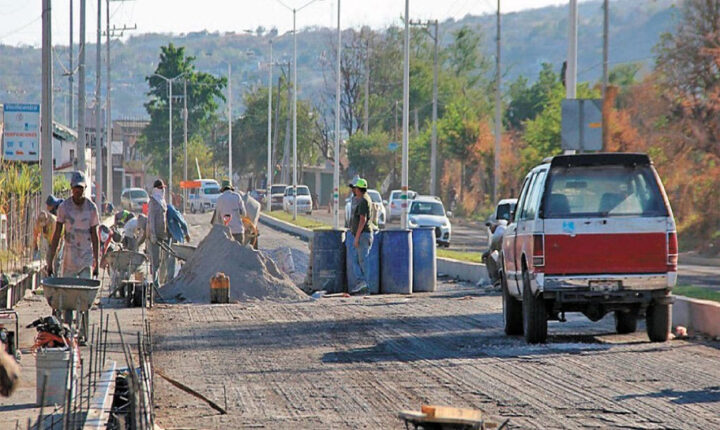 Construyen trotapista en Ayala