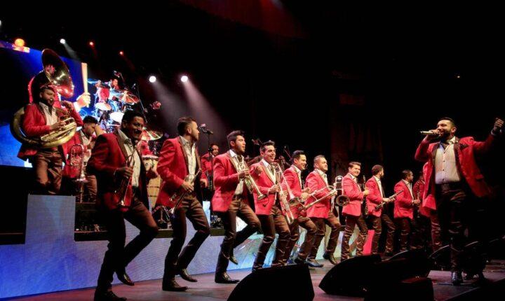Con Jaripeos y conciertos, la Banda El Recodo regresa a los escenarios