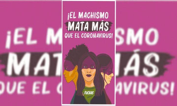 En Morelos, va marcha de mujeres el 8 de marzo pese a COVID-19