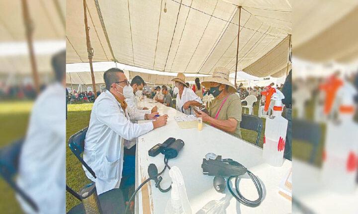 Transcurre con mayor fluidez segundo día de vacunación en Tepoztlán