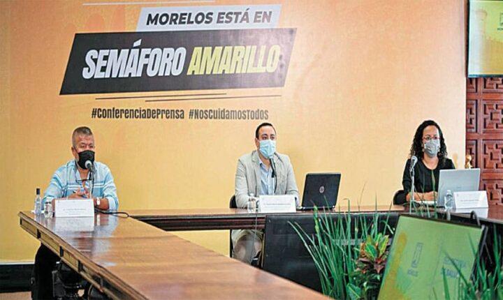 Llama Salud Morelos a partidos y candidatos ser responsables ante COVID19