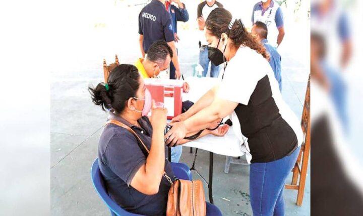 En Cuautla llevan salud a las comunidades
