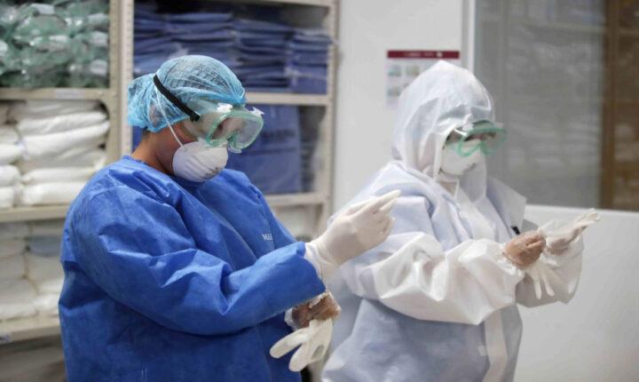 Avanza vacunación a personal de salud en Morelos