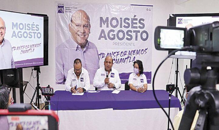 Reactivará Moisés Agosto el Instituto Municipal de Planeación en Cuautla
