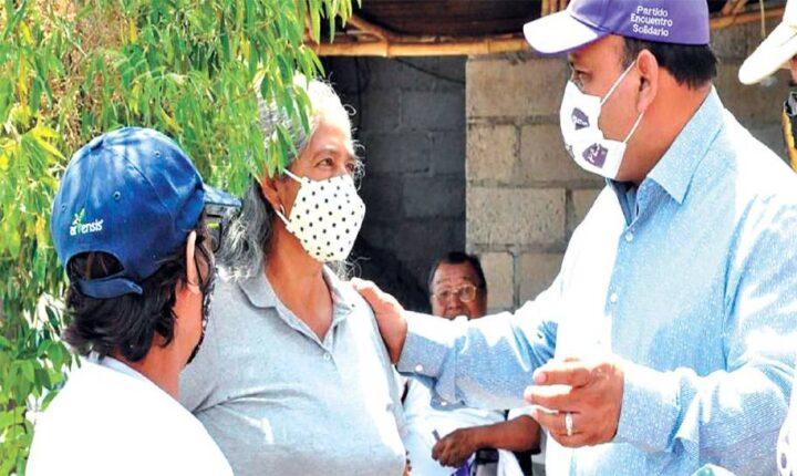 """""""Mi prioridad será otorgar servicios públicos de calidad"""": Moisés Agosto Ulloa"""