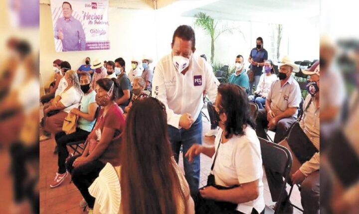 Arranca Pepe Galindo campaña en Cuautla rumbo a la diputación federal por el III Distrito
