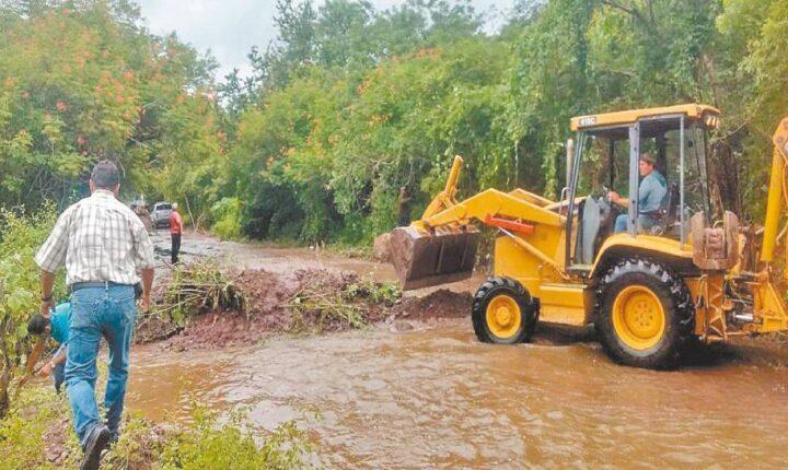 Ceagua inició el desazolve de ríos y barrancas