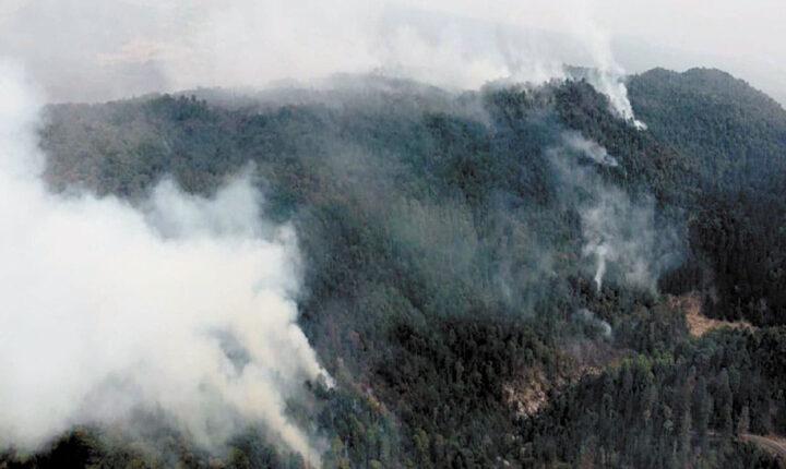 Seguirá el humo en la zona norte de Morelos