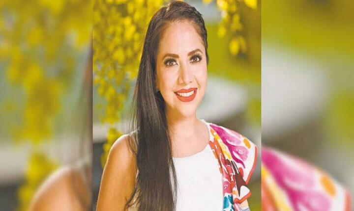 Juanita Guerra propone debate entre candidatos en Morelos