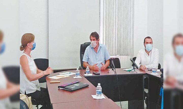 Se reúnen en Morelos para fortalecer medidas contra COVID hacia elecciones