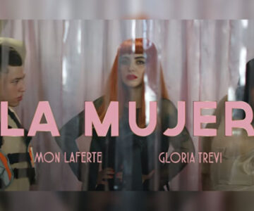 Mon Laferte, Gloria Trevi – La Mujer