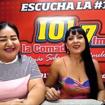 "Anita Ordoñez ""La Potranca"" entrevista a ""La Sonora Mermelada"""