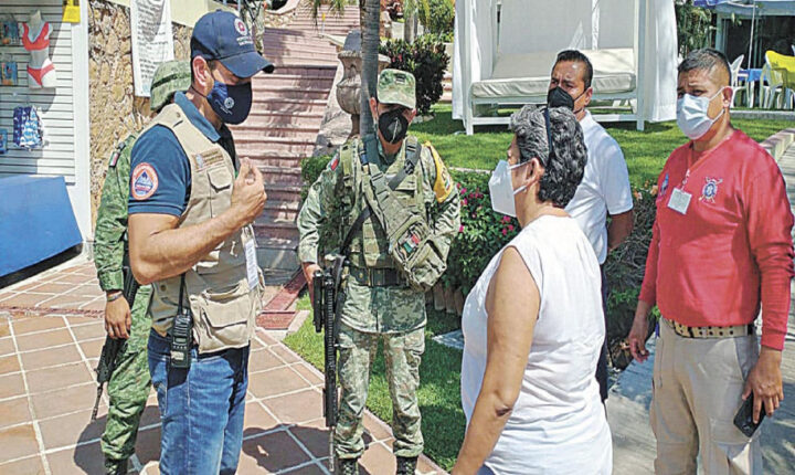 Promueven medidas contra la COVID19 en Morelos