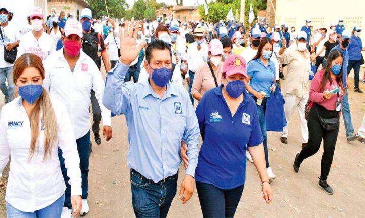 Refrenda Jesús Corona trabajo por habitantes de Cuautla