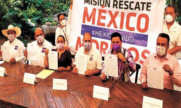 Moisés Agosto refrenda en Morelos su compromiso con el derecho a la vida