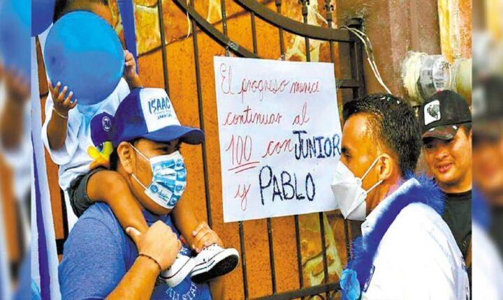 Aprueban continuidad en Ayala