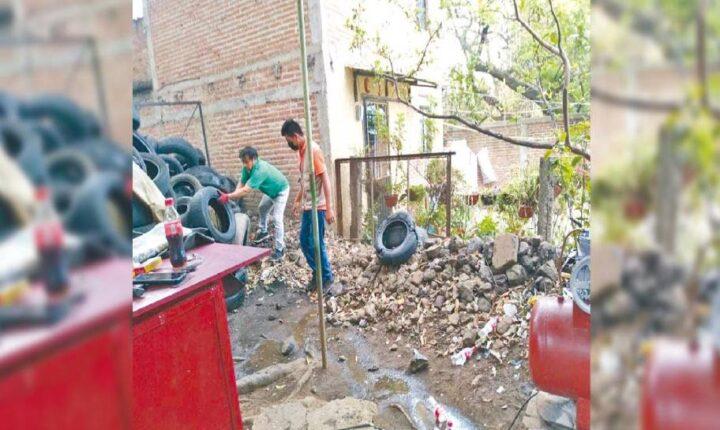 Intensifican limpieza en prevención del dengue en Morelos