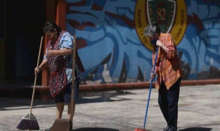 Se preparan para el regreso a clases en Cuautla y Yautepec