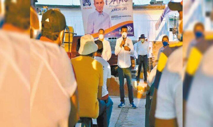 Isaac Pimentel puede contar con la gente de Ayala