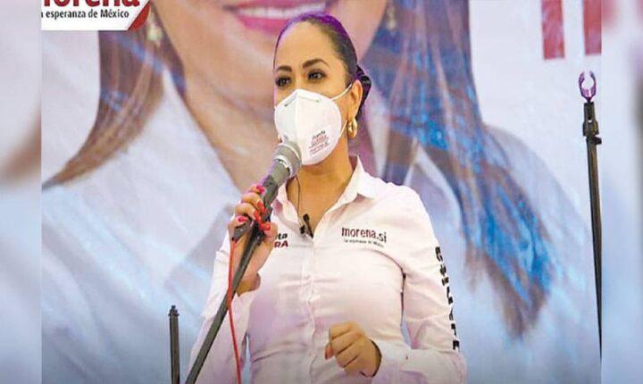 Asume Juanita Guerra reto en la Cámara de Diputados