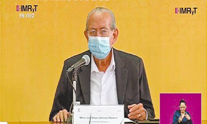 Inicia hoy vacunación a profesores en Morelos; primer paso para regresar a escuelas