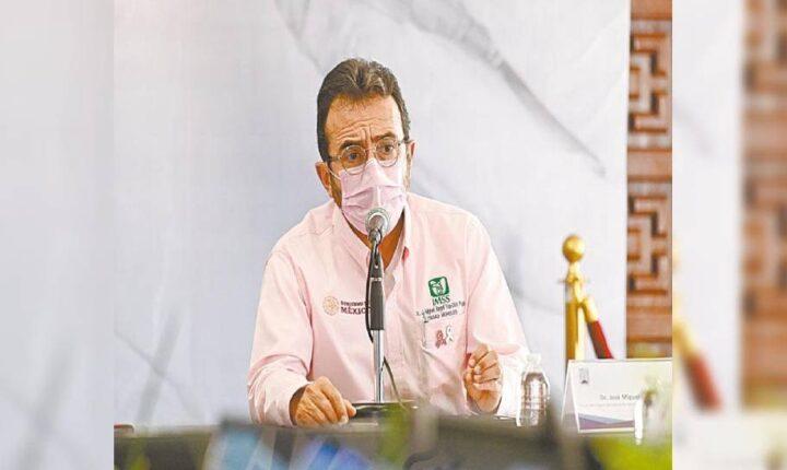 A finales de junio toca vacuna a adultos de 40 a 49 años en Morelos