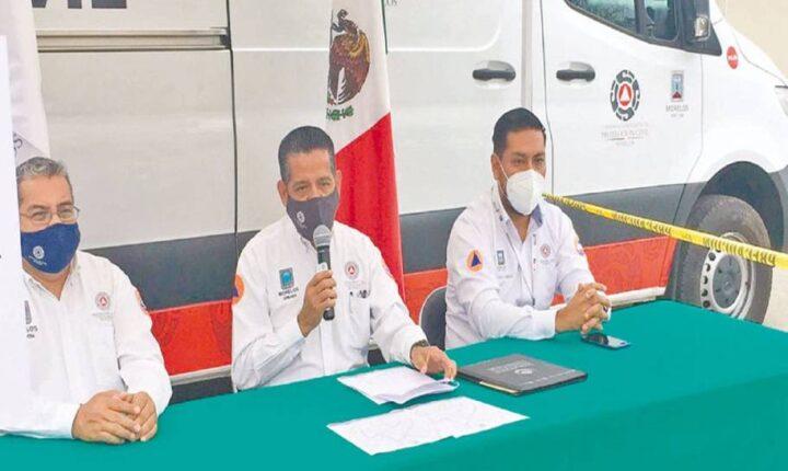Anuncia PC mega simulacro en Morelos
