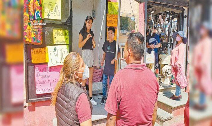Buscan mejorar monitoreo de actividad turística en Tlayacapan