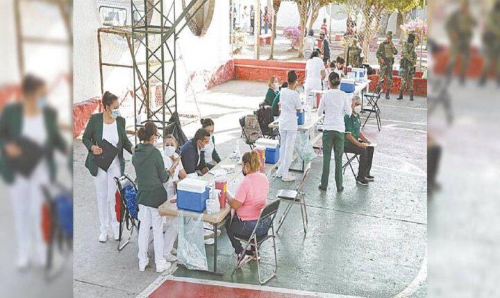 A partir del 19 de mayo, vacunarán en Cuautla a grupo de 50 a 59 años