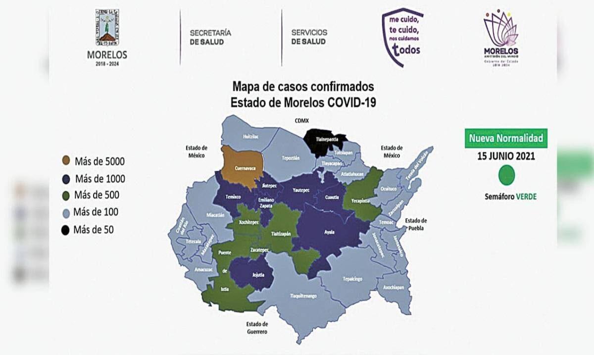 Pide Salud Morelos suma de esfuerzos contra COVID-19