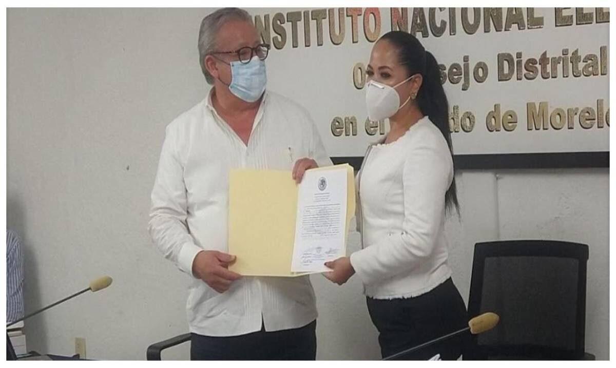 Gana Juanita Guerra diputación federal con 54 mil 723 votos