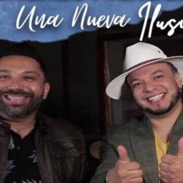 Lorenzo Méndez y Charly Pérez unen sus voces por primera vez