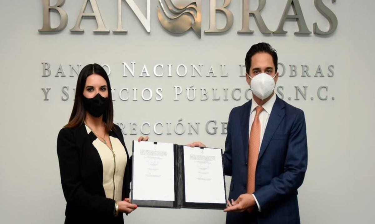 Formaliza refinanciamiento Gobierno de Morelos con Banobras
