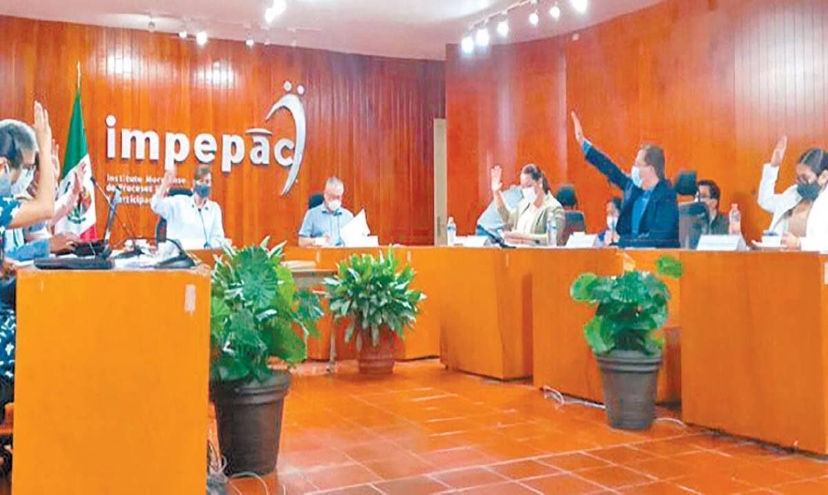 Declara Impepac validez de elecciones municipales y emiten listas de regidurías